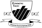 Econometric Theory